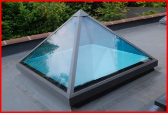 Know About The Efficiency Of Flat Roof Skylights The